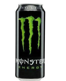 Lata Monster Ocultacion