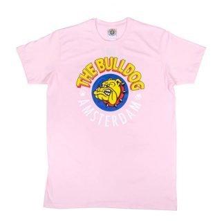 camiseta bulldog amsterdam rosa